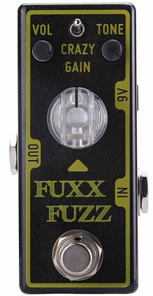 Fuxx Fuzz